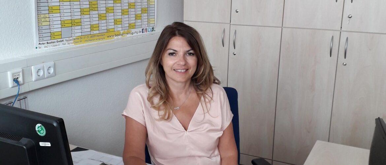 Heute stellen wir unsere neue Objektleiterin Patrizia Tabone vor